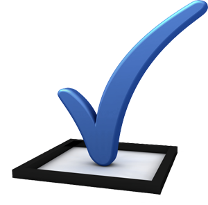 checklist-blue